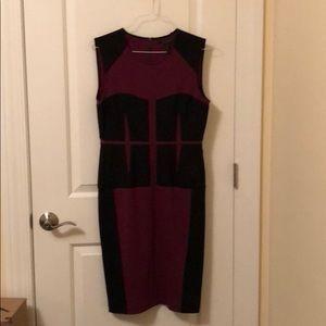 BCBGMAXAZRIA women's dress